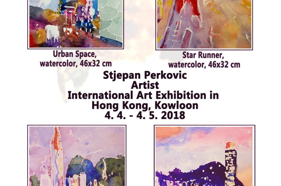 Hongk Kong International Collective Exhibition