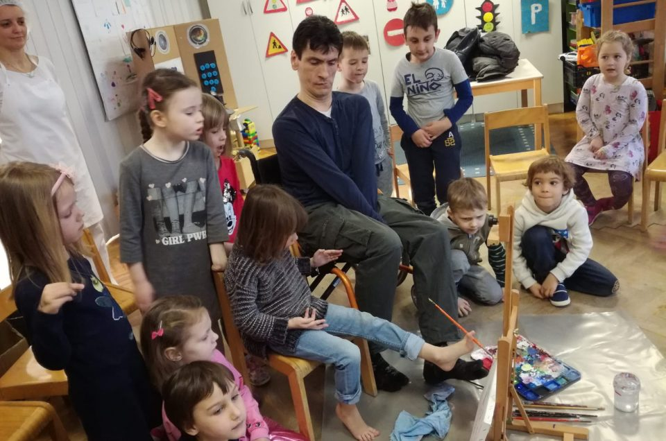 Workshops In the Zagreb Kindergarten Bajka