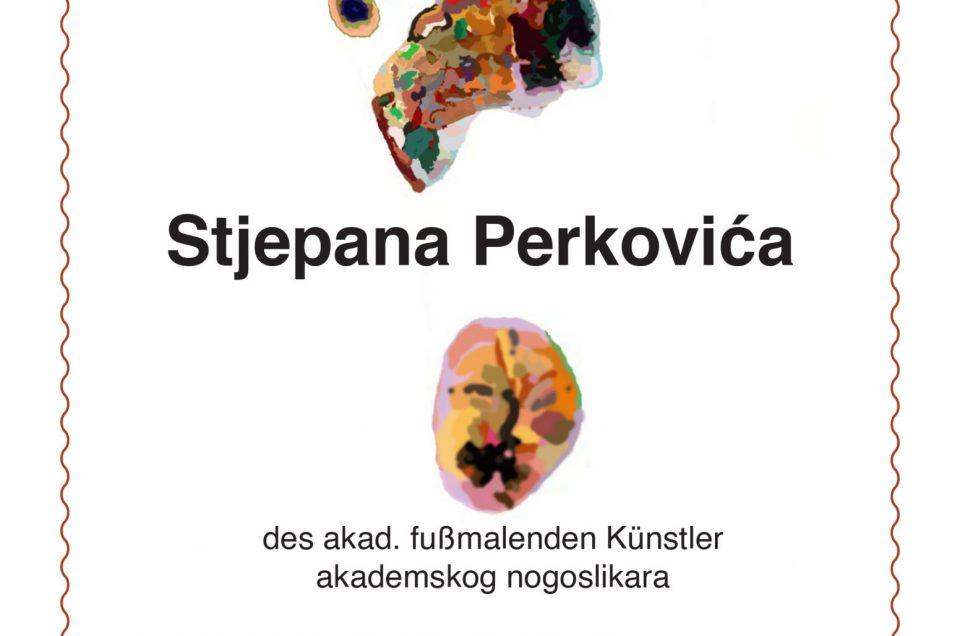 Moja izložba u Austriji